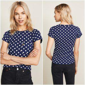 Pam & Gela Polka Dot Tee / T-Shirt